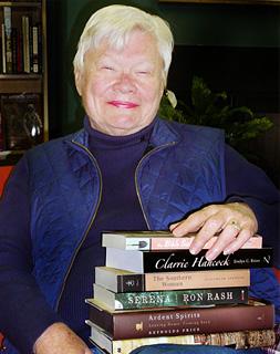Nancy Olson raleigh
