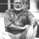Ernest Heminway