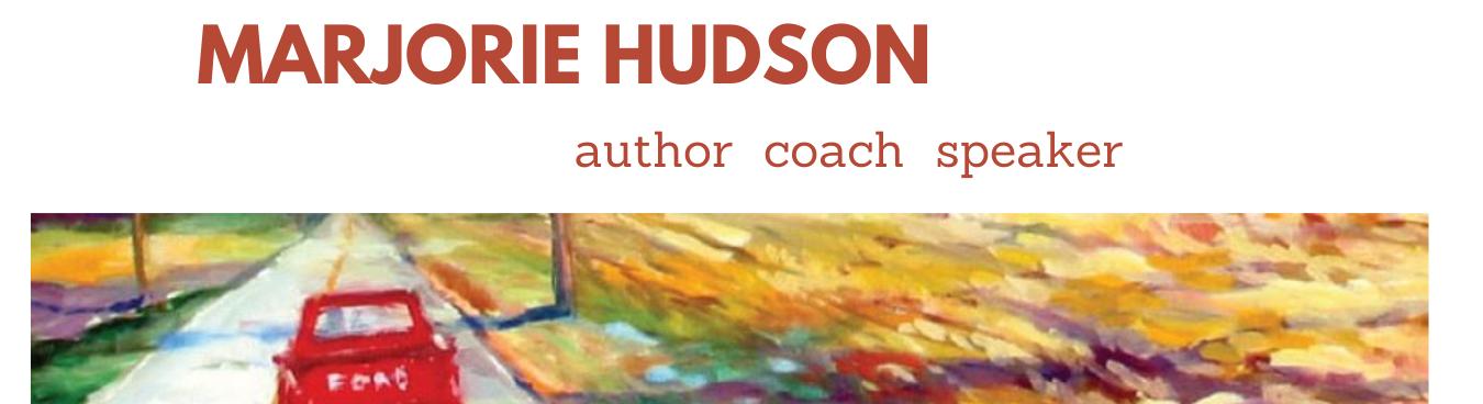 Marjorie Hudson